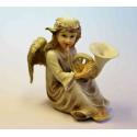 Engel der spiller på horn