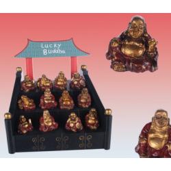 Lykke Buddha 3 cm.