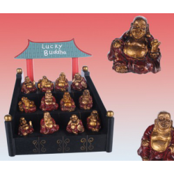 Happy Buddha 3 cm.
