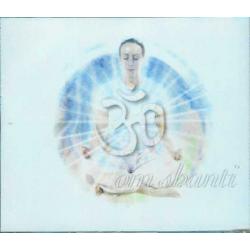 CD: Om shanti - musik til yoga