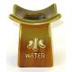 Aromateapi lampe, Water