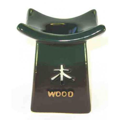 """Wood"" Aromateapi lampe"