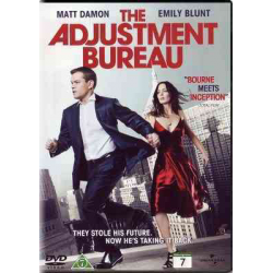 DVD: The adjustment bureau