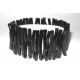 Koral armbånd, sort