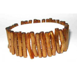 Koral armbånd, guld