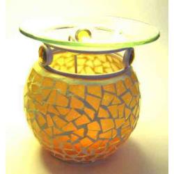 Aromaterapi lampe, gul
