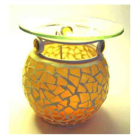 Aromateapi lampe, gul