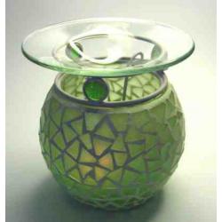 Grøn Aromateapi lampe