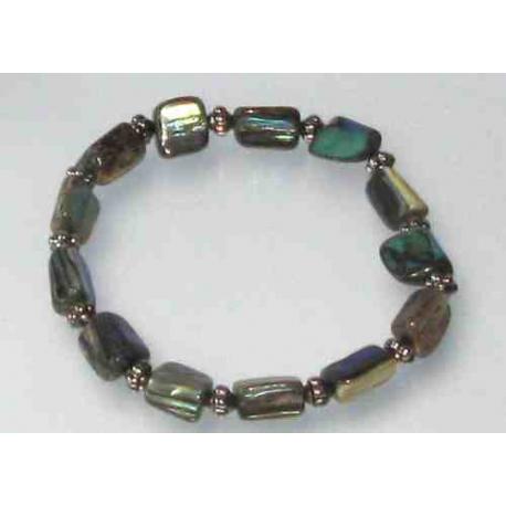 Pauaskal armbånd, 2