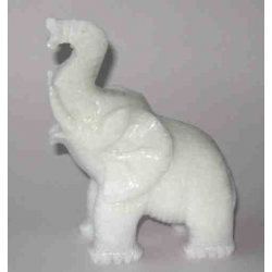 Elefant, marmor